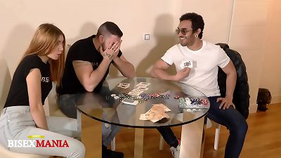 The big bet - Magic Javi & Lucio Saints & Paola Hard