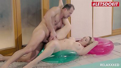 LETSDOEIT - british huge-chested mother Victoria Summers Makes Her Sugar daddy To hanker For Her